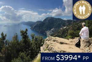 Walks & Tastes of the Amalfi 8 Days / 7 Nights