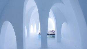 Extraordinary stays! Ice hotels, tree houses & more!