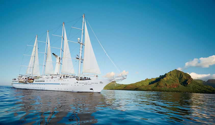 Tahiti Fly, Stay & Cruise from $4,578! (9 Nights, Ocean View)