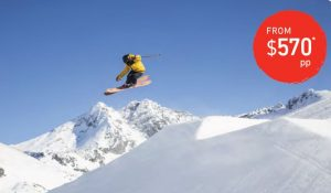 New Zealand Ski Packages from $570!